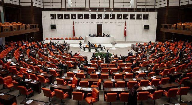Enerji alanında düzenlemeler içeren kanun teklifinin birinci bölüm kabul edildi