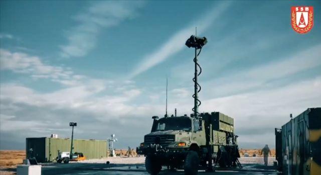 Milli ve yerli hava savunma füze sistemi 'HİSAR-A+' envantere girmeye hazır
