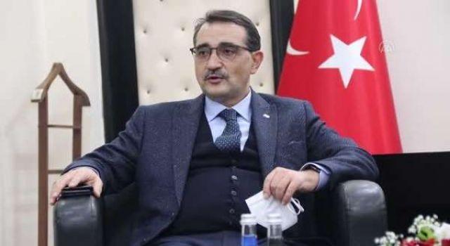 Türkiye-Nahçıvan doğal gaz imalatının inşaatına süratle başlayacağız