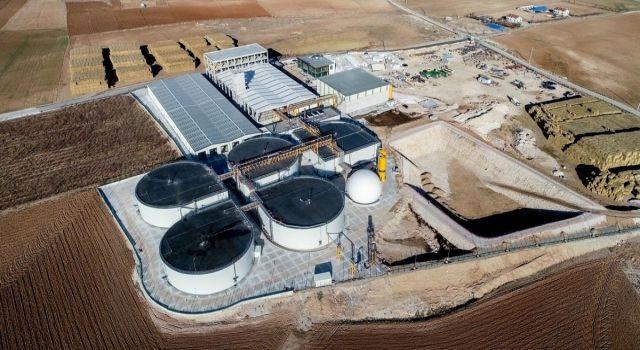 Meram'da atıklar, organomineral gübre ve 15 bin konut için elektriğe dönüşecek
