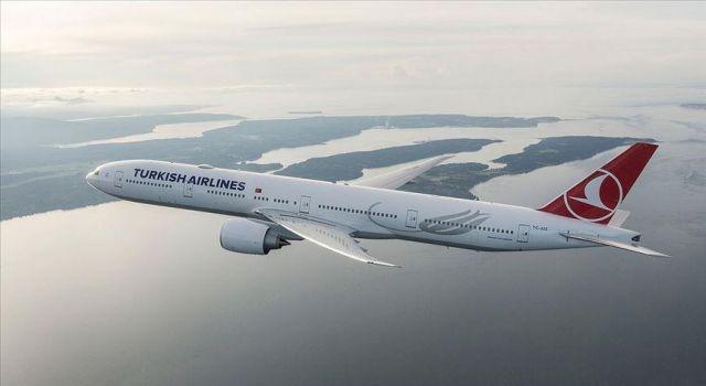 THY günlük 596 uçuşla Avrupa zirvesindeki yerini bırakmadı