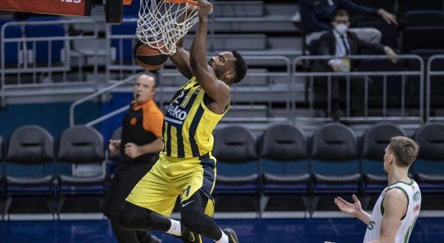 Fenerbahçe Beko'dan Zalgiris'e 23 sayı fark
