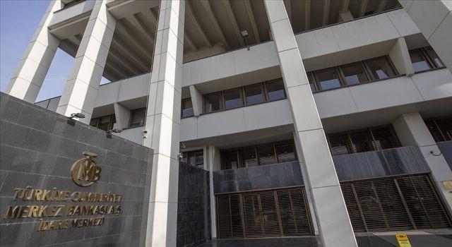 Merkez Bankası rezervleri 91 milyar 612 milyon dolar oldu