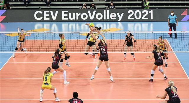VakıfBank Kadın Voleybol Takımı CEV Şampiyonlar Ligi'nde finalde