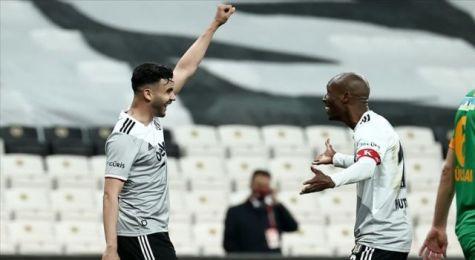 Lider Beşiktaş 2 maç sonra kazandı