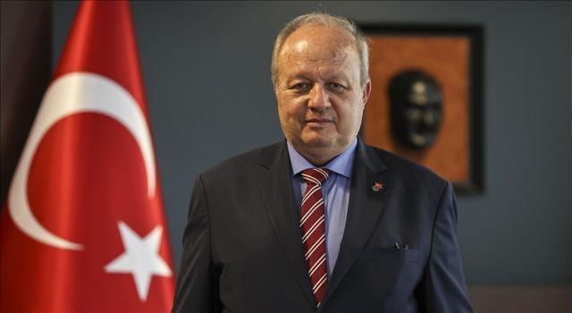 ASO Başkanı Özdebir, sanayi sektörünün salgın sürecinde ekonominin yüz akı olduğunu belirtti