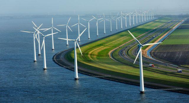 Avrupa'da 13 Milyar Euro Rüzgar Enerjisi Yatırımı Yapıldı