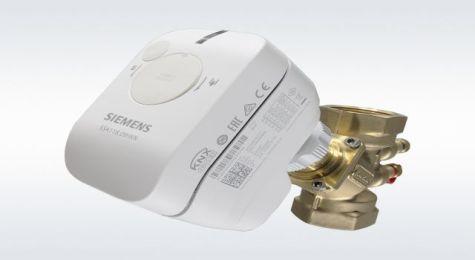Maksimum enerji verimliliği, daha düşük ses: Siemens Aktüatör Serisi