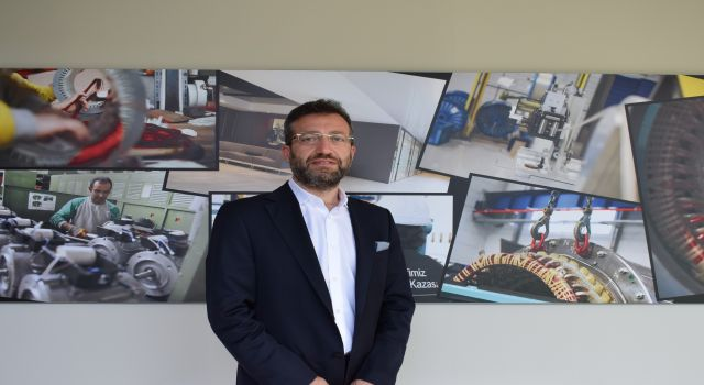 Gamak Elektrik Satış Müdürü Ercan Şenyurt ile Söyleşi