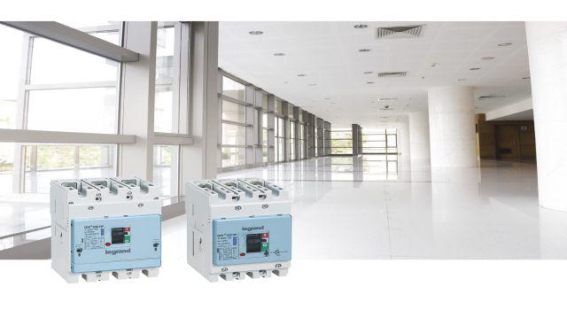 Legrand DPX3 HP kompakt şalterler ile 250A'e kadar güçlü ve güvenilir koruma