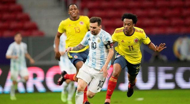 Copa America da finalin adı Brezilya-Arjantin