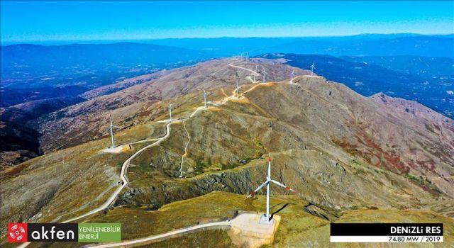 Akfen Yenilenebilir Enerji, sürdürülebilirlik alanında dünyanın ilk 50 şirketi arasına girdi