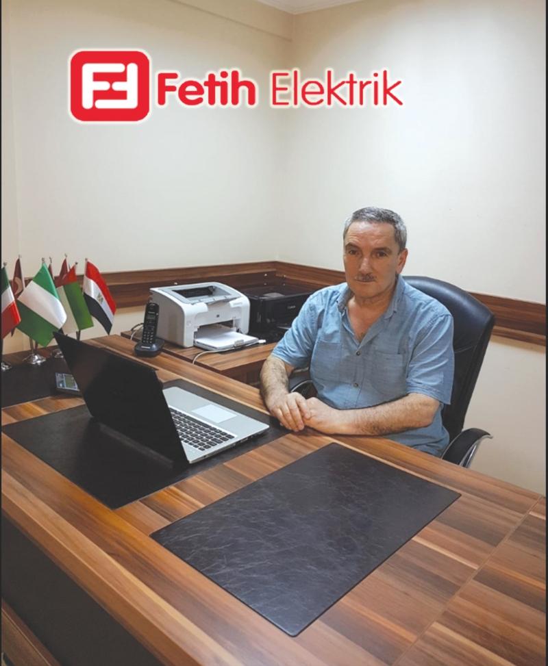 Fetih Elektrik satış direktörü sayın Eşref Altun İle Söyleşi