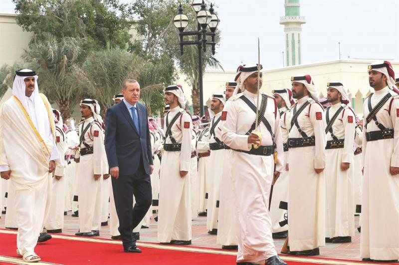 Katar kara gün dostu