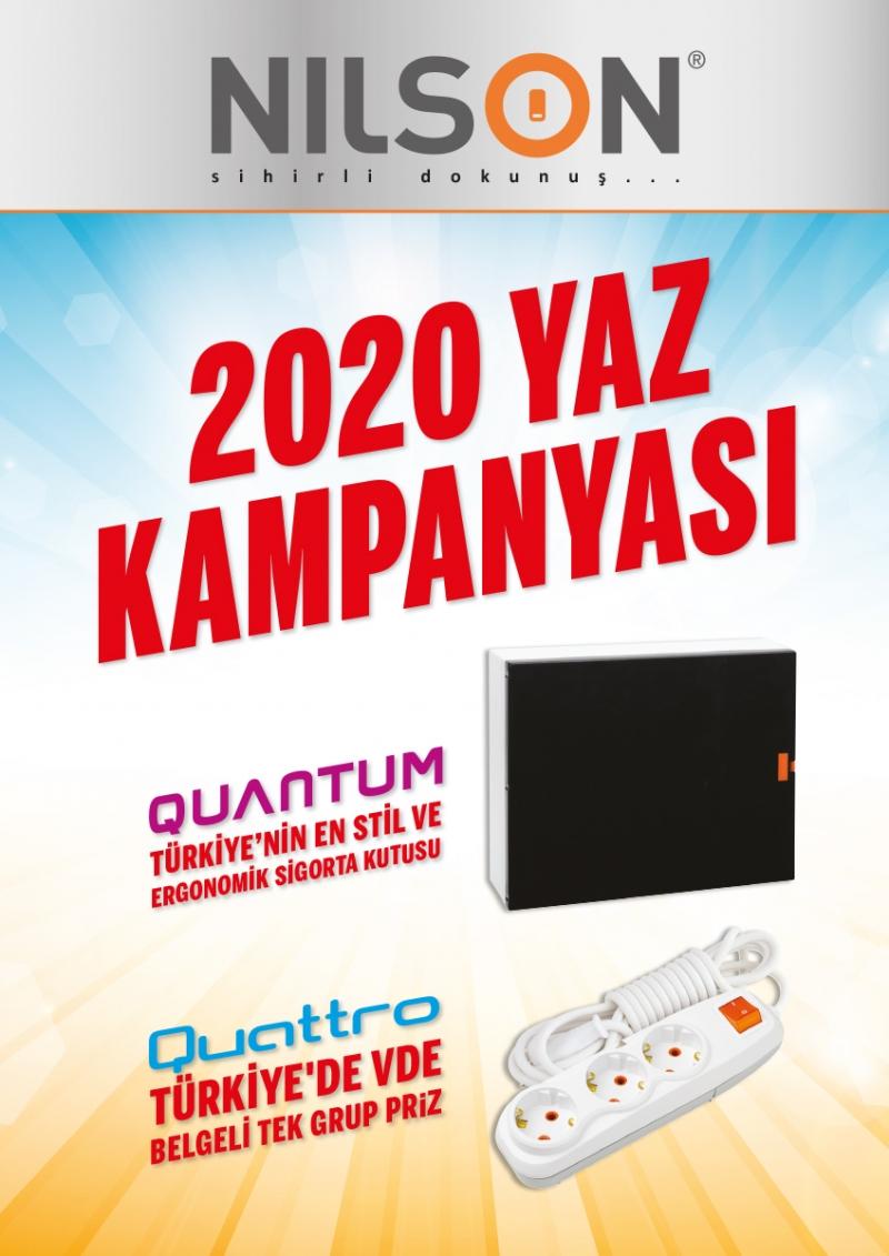 Nilson 2020 Yaz Kampanyası