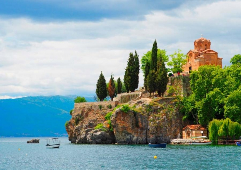 Ohri (Ohrid) (Makedonya)