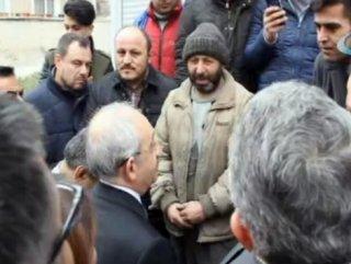 Vatandaştan Kılıçdaroğlu'nu terleten soru