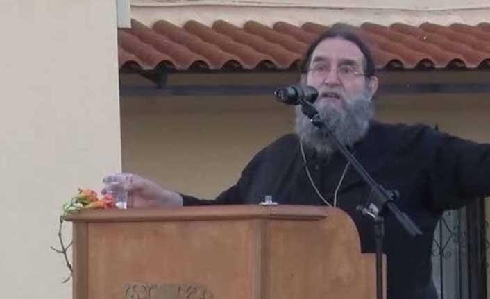 Yunan rahip Evangelos'tan olay sözler: Türkler olmasa Ayasofya düşerdi