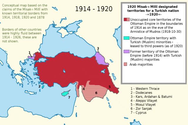 Misak-ı Milli 'in 101. Yıl Dönümü