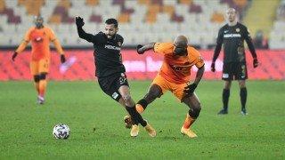 Galatasaray kupada penaltılarla turladı