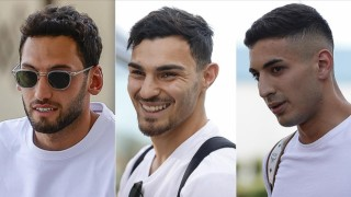 A Milli Takım oyuncuları EURO 2022'den umutlu