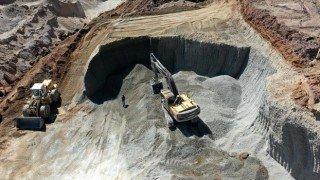 Nemrut Dağı eteklerinden çıkarılan ponza ekonomiye 500 milyon lira katkı sağlıyor
