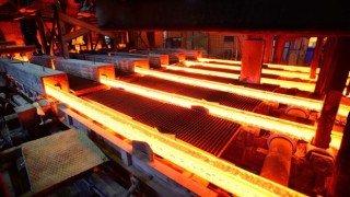 Çelik üretiminde dünya daralırken Türkiye büyüdü