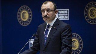 Ticaret Bakanı Muş: İhracatımız yeni bir Cumhuriyet tarihi rekoruna imza atmıştır